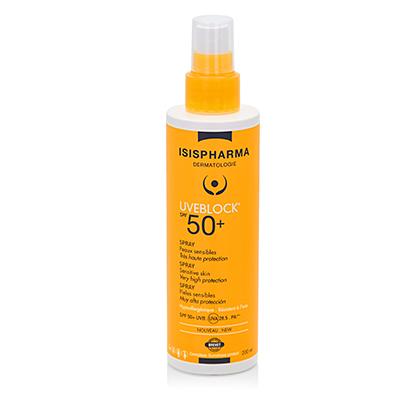 UVEBLOCK® SPF 50+ Spray